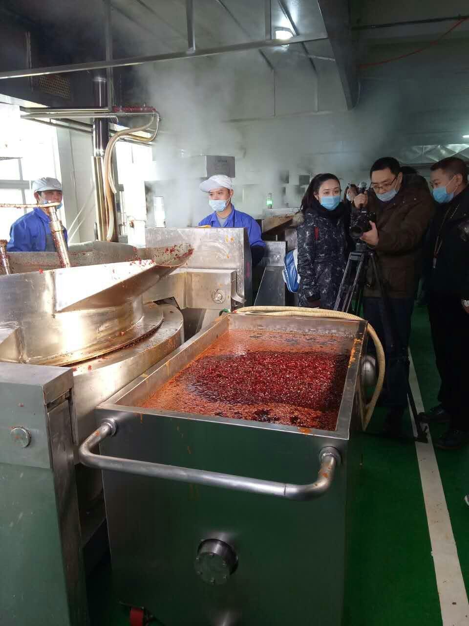 火锅威廉希尔厂展示图-生产设备